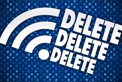 Delete Delete Delete