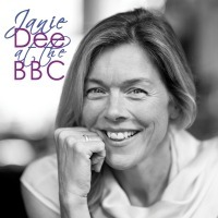 Janie Dee at the BBC Cover