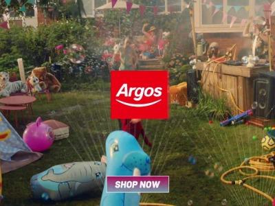 Argos - Life's Here, Be Ready