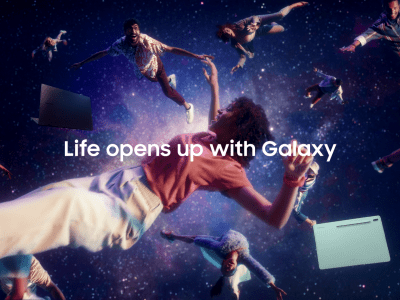 Samsung: I'm Open To That