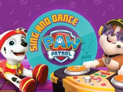 Paw Patrol: Puptastic Rhymes
